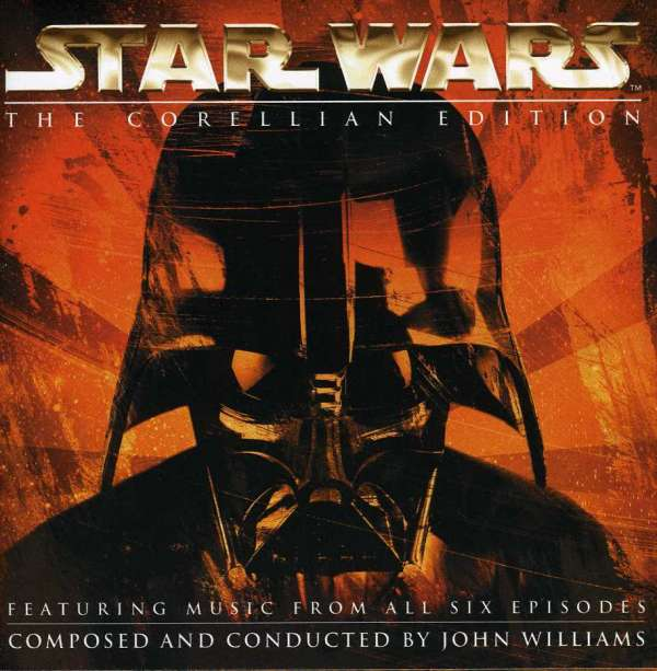 JOHN WILLIAMS - Star Wars: The Corellian Edition - CD