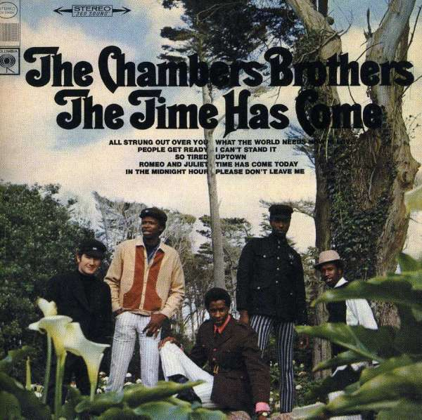 CHAMBERS BROTHERS, THE - The Time Has Come - CD