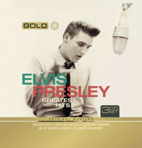 ELVIS PRESLEY/GREATEST HITS CD - Greatest Hits Cd