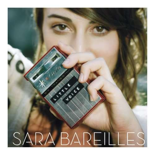 SARA BAREILLES - Little Voice - CD