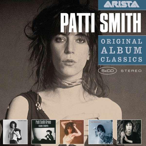 PATTI SMITH - Original Album Classics - CD Box Set