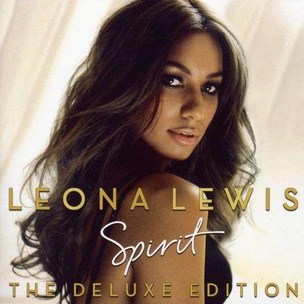 LEONA LEWIS - Spirit - DVD + 2CD