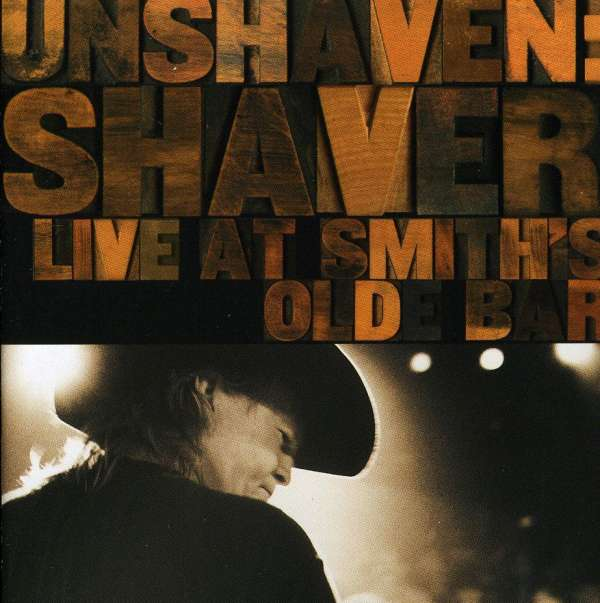 Billy joe shaver unshaven live at smith 39 s cd jpc for Joy gift and jewelry sydney ns