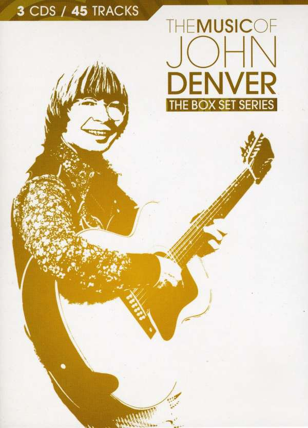 John Denver Music Of John Denver The Box Set Series