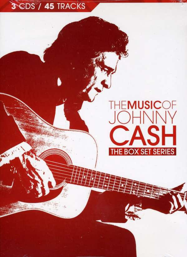 JOHNNY CASH - The Music Of Johnny Cash - CD Box Set