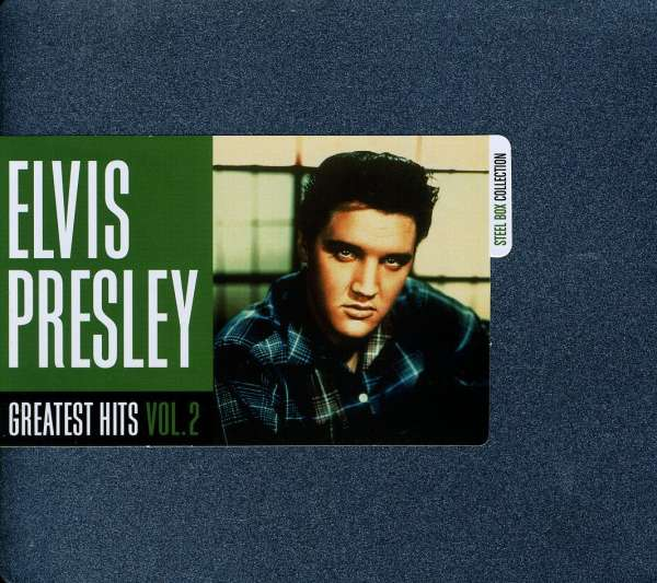 ELVIS PRESLEY - Greatest Hits Vol.2