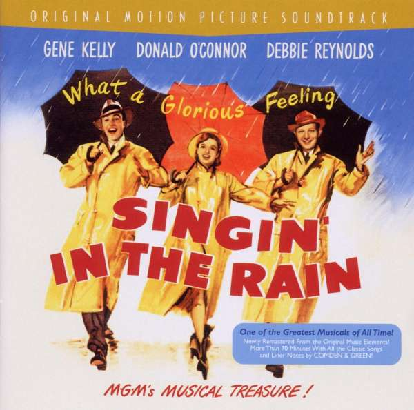 VARIOUS - Singin' In The Rain (Original Motion Picture Soundtrack) - CD