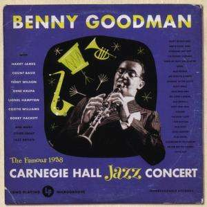 BENNY GOODMAN - Live At Carnegie Hall1938 Complete