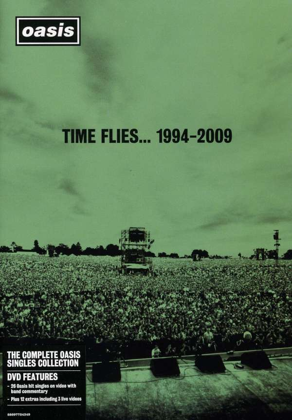 Time Flies...19942009 - OASIS