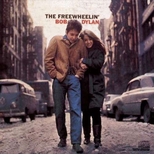BOB DYLAN - The Freewheelin' Bob Dylan - 33T