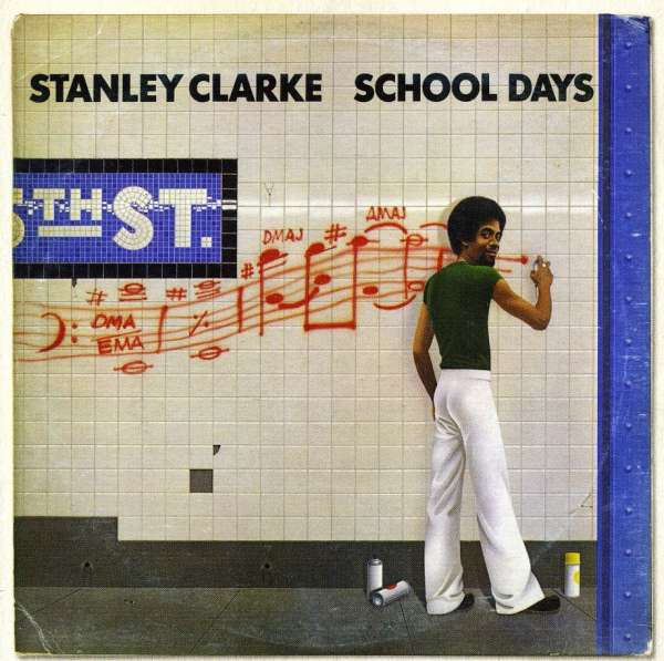 STANLEY CLARKE - School Days - CD