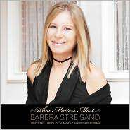 BARBRA STREISAND - What Matters Most (Deluxe Version) - CD x 2