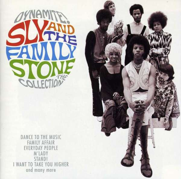 SLY AND THE FAMILY STONE - Dynamite! The Collection - CD