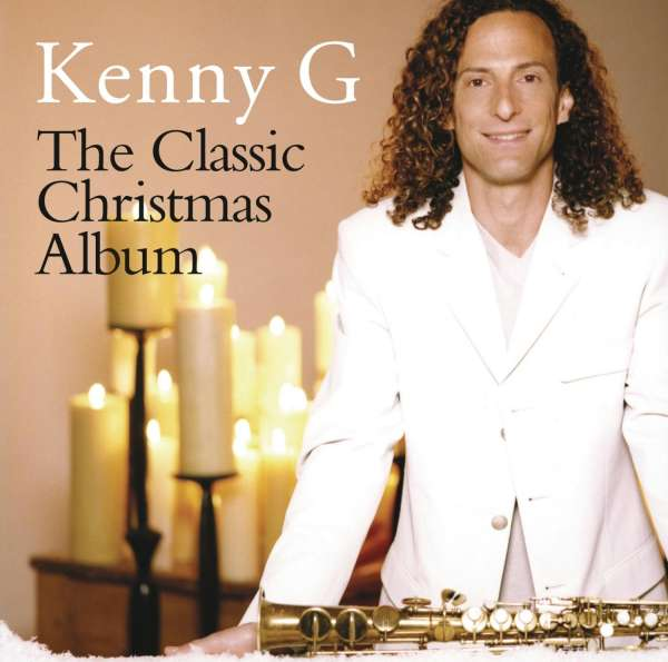 kenny g christmas album: