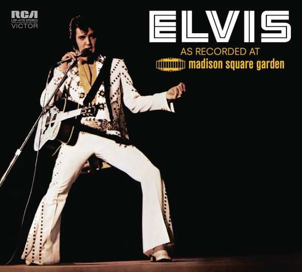 ELVIS PRESLEY - Elvis As Recorded