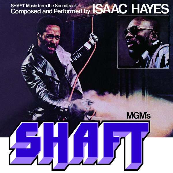 ISAAC HAYES - Shaft - CD