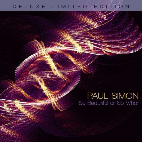 So Beautiful Or So - PAUL SIMON