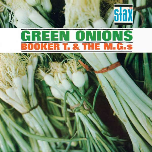BOOKER T. & THE M.G.S - Green Onions - CD