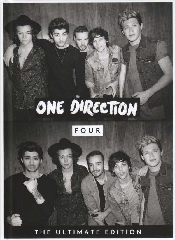 One Direction Four The