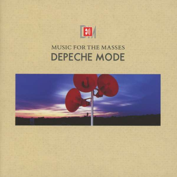 DEPECHE MODE - Music For The Masses Record