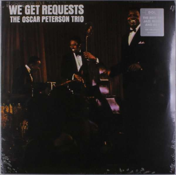 OSCAR PETERSON TRIO, THE - We Get Requests - 33T
