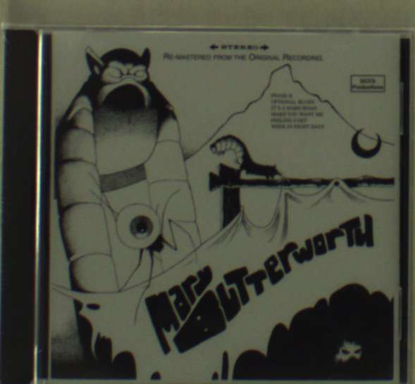 MARY BUTTERWORTH - Mary Butterworth - CD