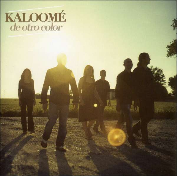 KALOOMÉ - De Otro Color - CD