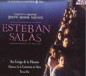 Estéban SALAS (1725 - 1803) 3383510001406