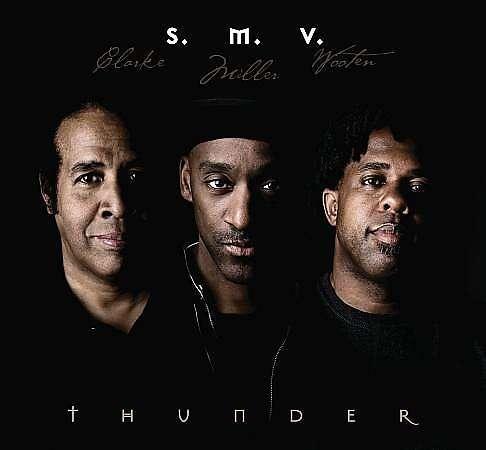 S. M. V. - Thunder - CD