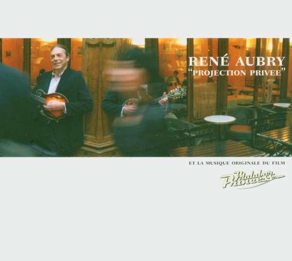 RENÉ AUBRY - Projection Privée Et La Musique Originale Du Film Malabar Princess - CD