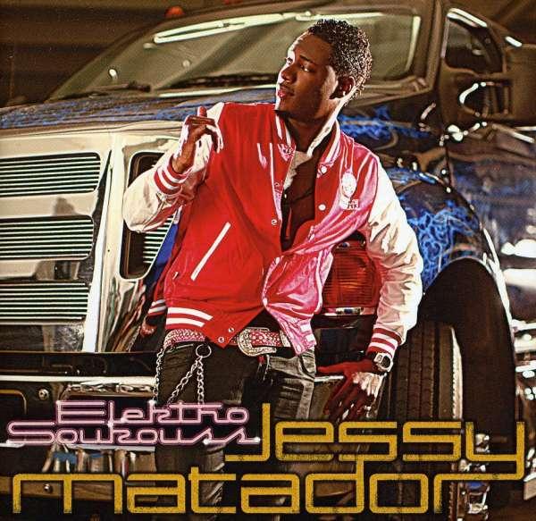JESSY MATADOR - Elektro Soukouss - CD