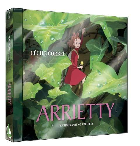 CÉCILE CORBEL - Arrietty (Original Soundtrack By Cécile Corbel) - CD