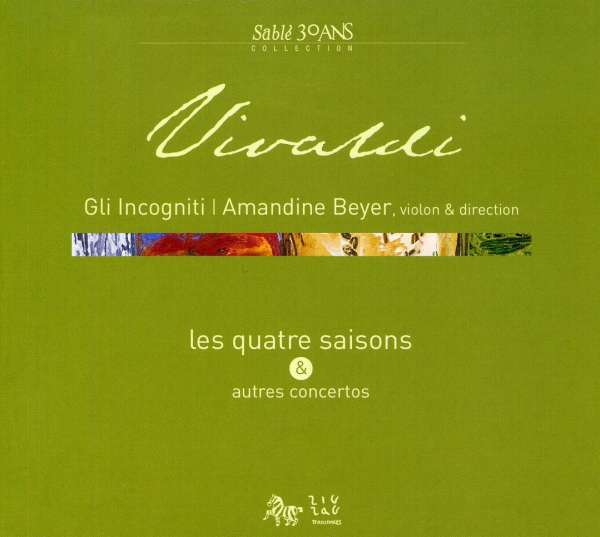 vivaldi - Vivaldi : les Quatre Saisons - Page 3 3760009291782