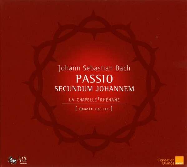 bach - Bach : Passions selon St Jean et St Matthieu - Page 9 3760009292215