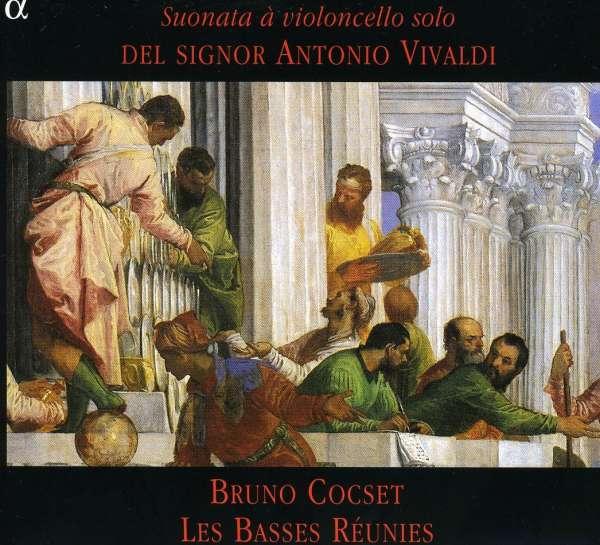 vivaldi - Vivaldi : sonates 3760014190049