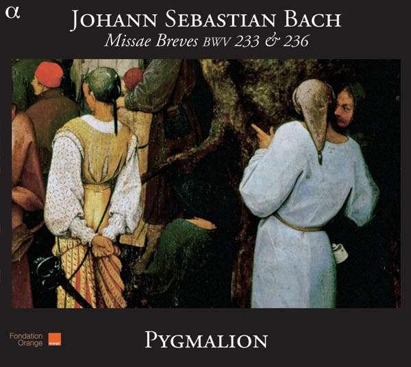 bach - J.S. BACH : les messes brèves - Page 2 3760014191701