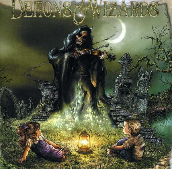 DEMONS & WIZARDS - Demons & Wizards - CD