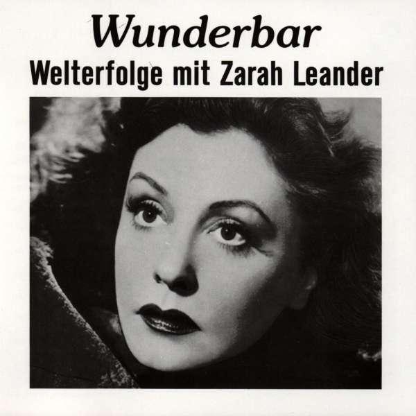 Zarah Leander - Wunderbar