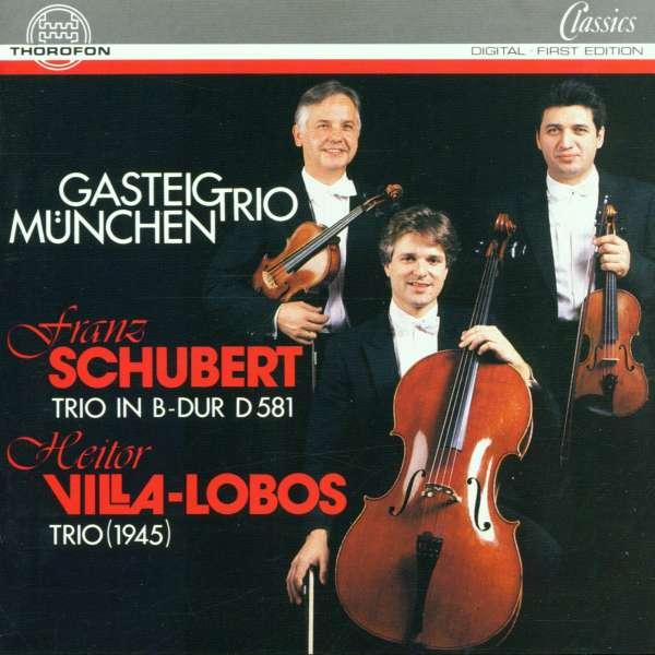 Gasteig Trio cover