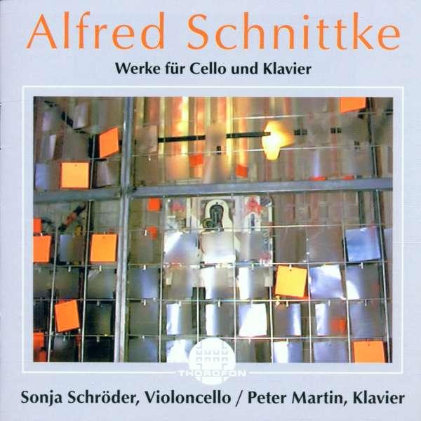 Alfred Schnittke 4003913124593