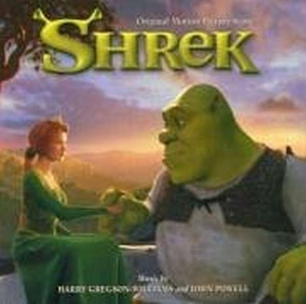 HARRY GREGSON-WILLIAMS AND JOHN POWELL - Shrek (Original Motion Picture Score) - CD