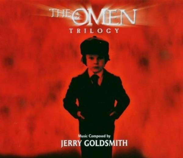 JERRY GOLDSMITH - The Omen Trilogy - Coffret CD