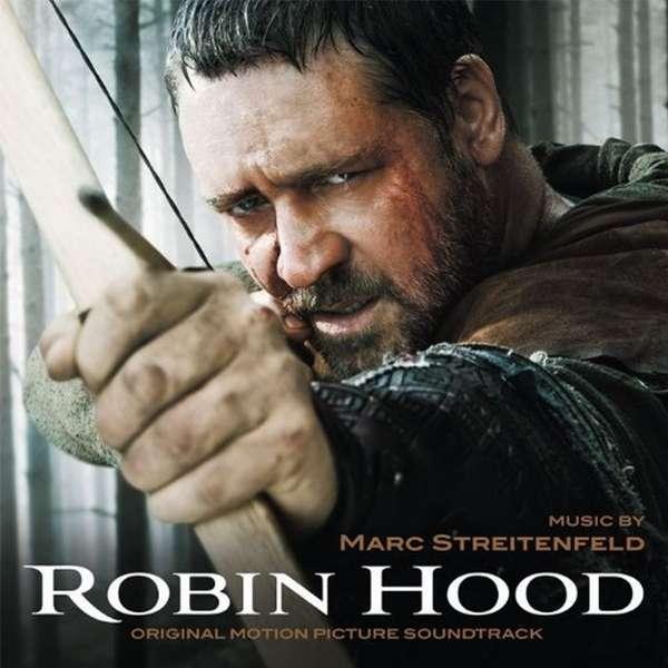 MARC STREITENFELD - Robin Hood (Original Motion Picture Soundtrack) - CD
