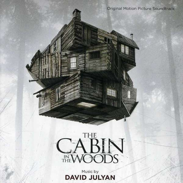 DAVID JULYAN - The Cabin In The Woods (Original Motion Picture Soundtrack) - CD