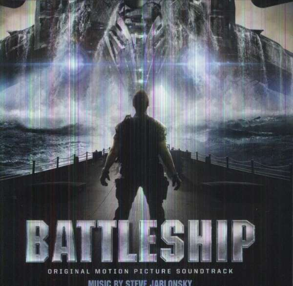 STEVE JABLONSKY - Battleship (Original Motion Picture Soundtrack) - CD