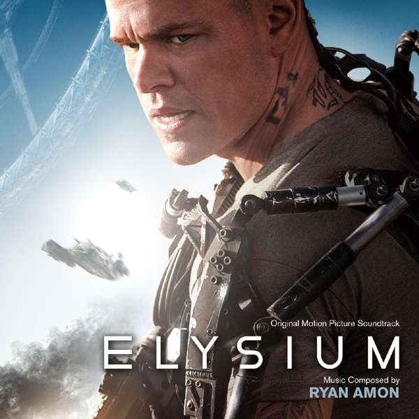 RYAN AMON - Elysium (Original Motion Picture Soundtrack) - CD