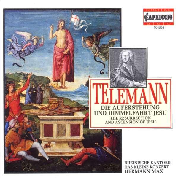 Georg Philipp Telemann (1681-1767) - Page 2 4006408105961
