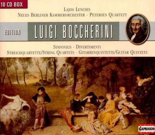 Luigi Boccherini (1743 1805) 4006408494638