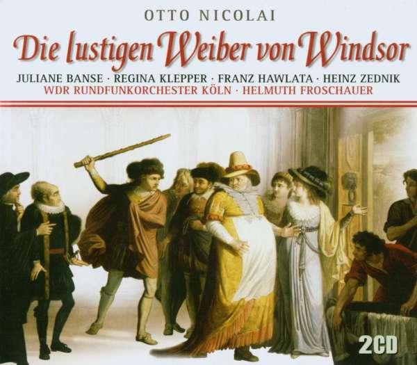 Otto Nicolai-Opéras 4006408600947