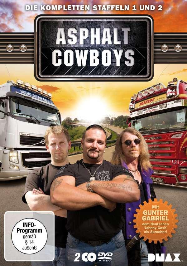 Asphalt Cowboys Staffel 2